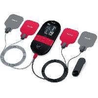 Electrostimulation Beurer EM 59 Appareil TENS-EMS numerique avec fonction de chaleur