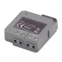 Emetteur - Actionneur - Recepteur - Transmetteur Domotique CHACON Micro-module émetteur DC DiO double canal