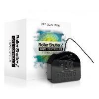Emetteur - Actionneur - Recepteur - Transmetteur Domotique Micromodule Roller Shutter 2 pour la gestion a distance de volets et stores FGR-222
