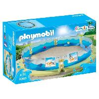 Enclos - Chenil PLAYMOBIL 9063 - Family Fun - Enclos pour les Animaux Marins - Generique