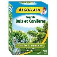 Engrais ALGOFLASH Engrais Buis et Coniferes - 2kg