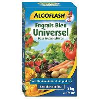 Engrais ALGOFLASH Engrais bleu Universel - 3 kg