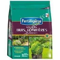 Engrais Engrais buis. coniferes et arbustes - granules - 800 g Fertiligene