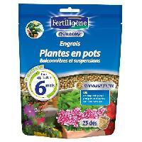 Engrais Engrais osmocote plantes en pots doypack de 25 dés Fertiligene