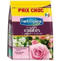 Engrais Engrais rosiers et arbustes a fleurs - granules - 2 Kg Fertiligene