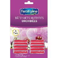 Engrais FERTILIGENE Batonnets Nutritifs Orchidee - 10 Batonnets