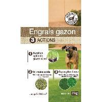 Engrais NONA Engrais gazon 3 en 1 - 8 kg - Generique