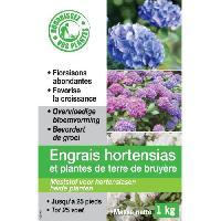 Engrais NONA Engrais pour hortensias - 1 kg - Generique