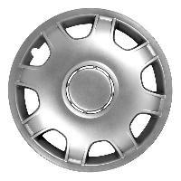 Enjoliveur 4 Enjoliveurs de roues SPEED VAN 15 - ADNAuto