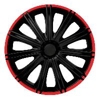 Enjoliveur Enjoliveurs de roues NERO R. 14 POUCES