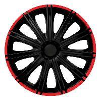 Enjoliveur Enjoliveurs de roues NERO R. 15 POUCES