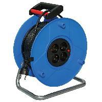 Enrouleur BRENNENSTUHL Enrouleur standard S 50m H05VV-F 3G1.5