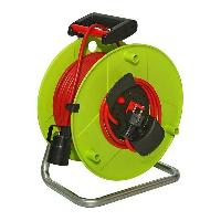 Enrouleur Enrouleur Jardi-50 50m H05VV-F 3G1.5
