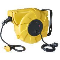 Enrouleur Enrouleur automatique 12m + 1.5m H07RN-F 3G2.5 IP44
