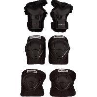 Ensemble - Kit Protection NIJDAM JUNIOR Protections roller - L