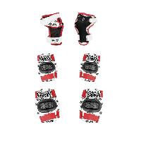 Ensemble - Kit Protection STREET TEENS Ensemble Protections Rollers / Vélo - Rose