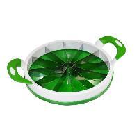 Ensemble De Decoupe JOCCA - 5593 - Coupe melon - jusqu'a 25.5 cm de diametre - 12 parts