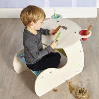 Ensemble Table Et Chaise Bebe BEARHUG Table et Siege HelloHome