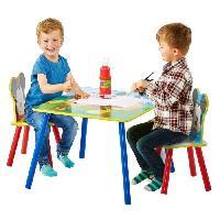 Ensemble Table Et Chaise Bebe MICKEY ET SES AMIS Ensemble Table Et 2 Chaises - Worlds Apart