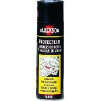 Entretien Carrosserie et Interieur Anti-corrosion Aerosol 500ml Noir