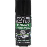 Entretien Carrosserie et Interieur Clim Net - Nettoyant Climatisation - Nettoie Purifie et Desodorise - 1050
