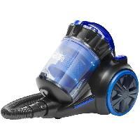 Entretien Des Sols - Maison BESTRON Aspirateur sans sac AMC1000B - Classe énergétique A - Multi-cyclone en bleu