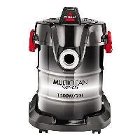 Entretien Des Sols - Maison BISSELL B2026M MultiClean 2026M  - Wet & Dry Drum 23L - Aspirateur eau et poussieres 23litres