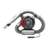 Entretien Des Sols - Maison BLACK+DECKER - Aspirateur a main Dustbuster Flexi Auto 12V - PD1200AV-XJ - Connexion voiture + Flexible intégré et action cyclonique