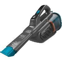 Entretien Des Sols - Maison BLACK+DECKER BHHV320B-QW - Aspirateur a main - Dustbuster Lithium 12V - 2 vitesses - Autonomie 25min - Bleu