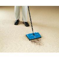 Entretien Des Sols - Maison Bissell Balayeuse a pousser Sturdy Sweep Bleu 2402N