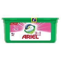 Entretien Du Linge 25 doses de lessive Pods Fresh sensation 3 en 1 Ariel