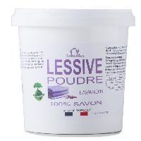 Entretien Du Linge 3 ABEILLES Lessive poudre - Lavandin - Sans additif ni conservateur - Bio - 750 g