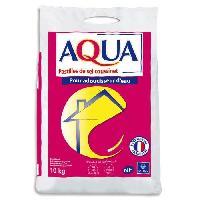 Entretien Du Linge AQUA Pastilles de sel pour adoucisseur eau - 10Kg