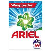 Entretien Du Linge ARIEL Lessive en poudre Alpine - 3lavages
