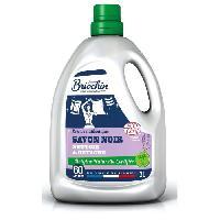 Entretien Du Linge BRIOCHIN Lessive authentique au savon noir - 3 L - 60 lavages - Nettoie et detache
