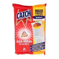 Entretien Du Linge CATCH Croch Anti Mites inodore - x6