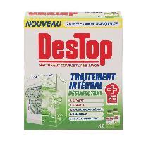 Entretien Du Linge DESTOP Nettoyant Lave Linge