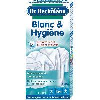 Entretien Du Linge DR BECKMANN Blanc & Hygiene - 500 g - Drbeckmann