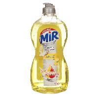 Entretien Du Linge MIR Liquide vaisselle Secrets de cuisinier - Bicarbonate et zeste de citron - 500 ml