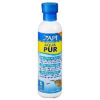 Entretien Et Traitement API Purificateur d'eau du robinet Aqua Pur 237ml - Pour aquarium