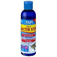Entretien Et Traitement API Traitement infections bactériennes Fish Bacter Stop 118ml - Pour poisson d'aquarium