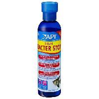 Entretien Et Traitement API Traitement infections bactériennes Fish Bacter Stop 237ml - Pour poisson d'aquarium