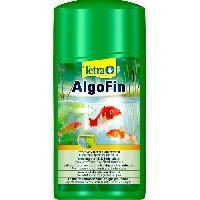 Entretien Et Traitement Anti algue pour bassin de jardin - Tetra Pond Algofin - 1 L