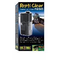 Entretien Et Traitement EXO TERRA Filtre Compact Clear 250 - Pour reptiles