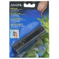 Entretien Et Traitement MARINA Aimant lave vitre grand modele avec fil - Pour aquarium