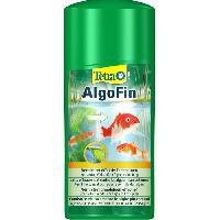 Entretien Et Traitement TETRA Anti algue pour bassin de jardin - Tetra Pond Algofin - 500 ml