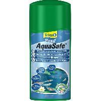 Entretien Et Traitement TETRA Conditionneur d'eau Pond AquaSafe - Pour poissons de bassins - 500ml