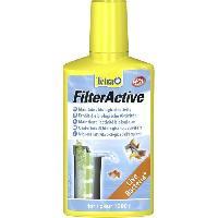 Entretien Et Traitement TETRA FilterActive 250ml pour aquarium