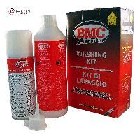 Entretien Filtres Kit de Nettoyage Filtres - Nettoyant 500mL Huile 200mL - Bmc