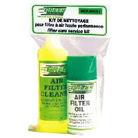 Entretien Filtres Kit de Nettoyage Filtres Maxi - Nettoyant 500mL Huile 300mL - NH01 - Green